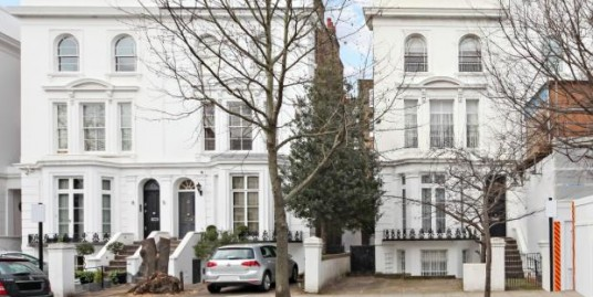 6 bedroom house in Kensington