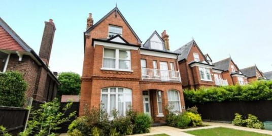 Superb two bedroom flat