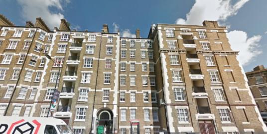 Fantastic studio flat located in Cavendish Mansions