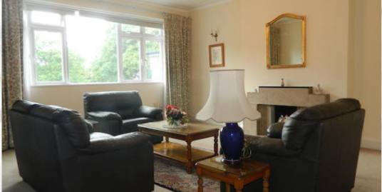 Two bedroom second floor flat for rent