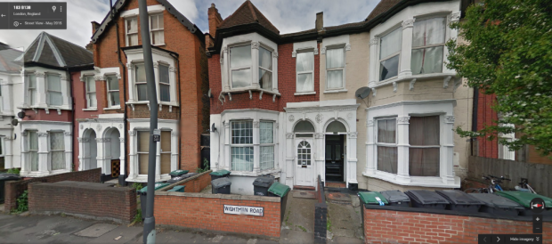 Charming two bedroom garden flat for rent.