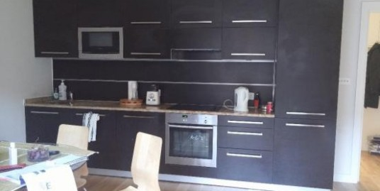Two bedroom flat, located in a new built block