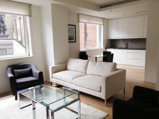 Beautiful one bedroom flat for rent