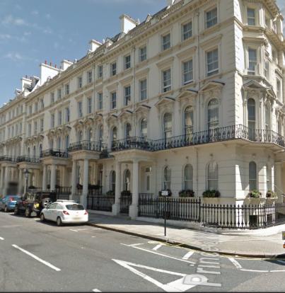 4 bedroom apartment in Kensington