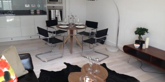 3 Bedroom Penthouse in Finsbury Park