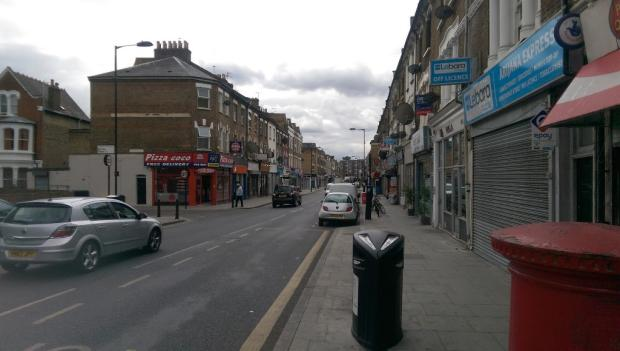 Commercial lettings market this large A1 shop